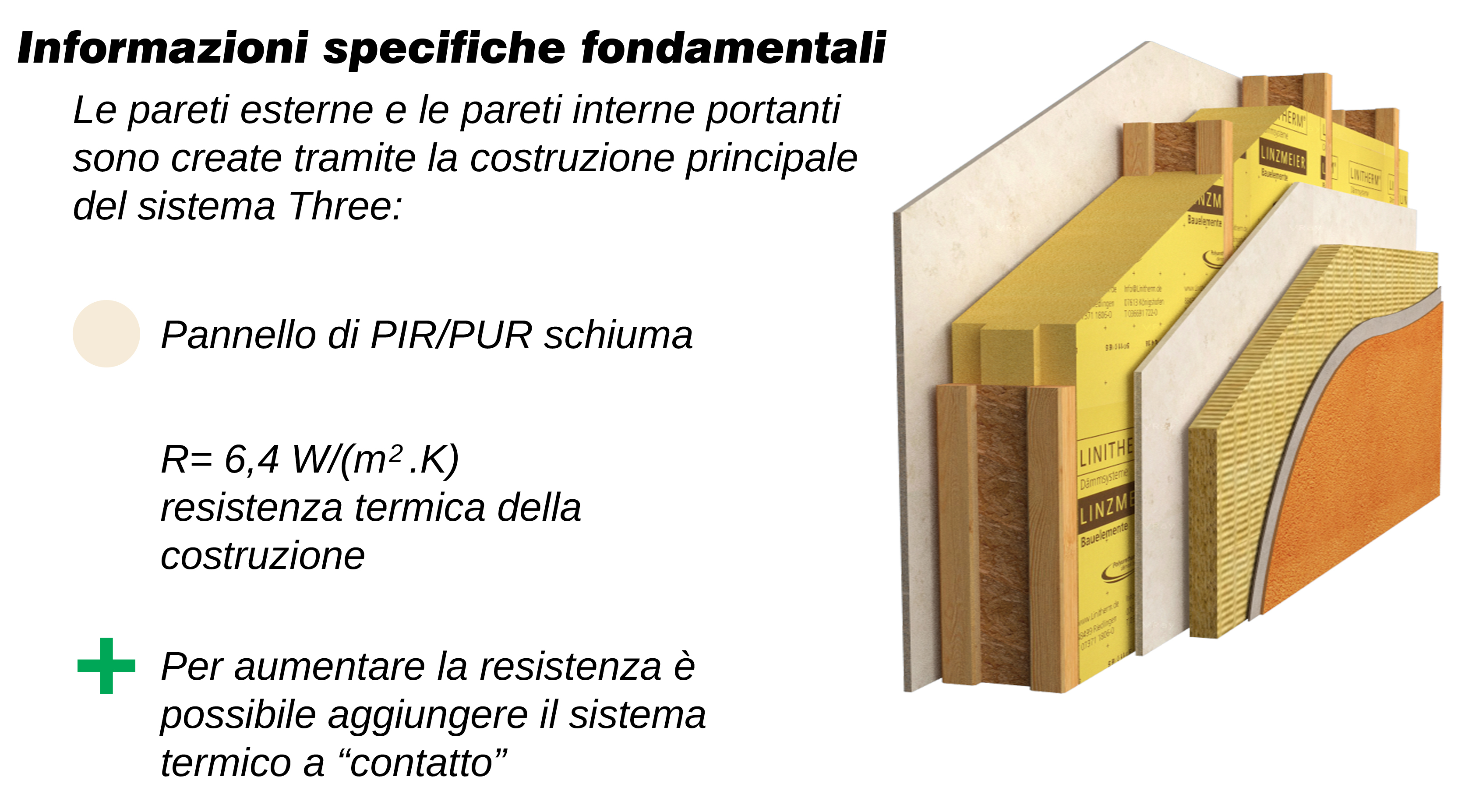 Specifiche sistema Biohouse